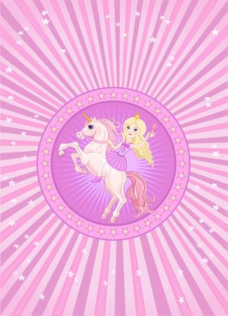 Princess Fairy tale Unicorn
