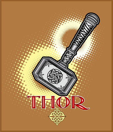 Thors Hammer.