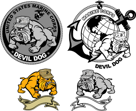 Military Bulldog