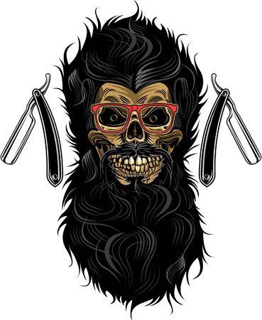 barbershop: Skull Barbershop