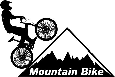Mountain bike trials