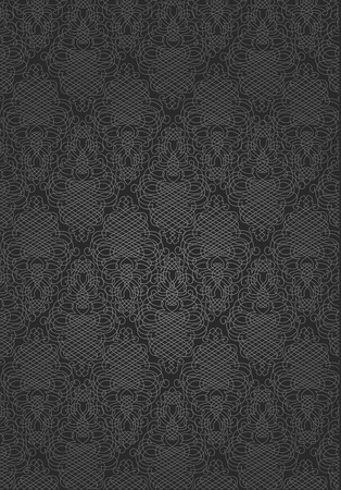 Seamless pattern background for wallpaper design