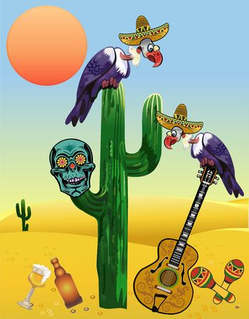 Dia de Los Muertos, Mexican Day of the Dead