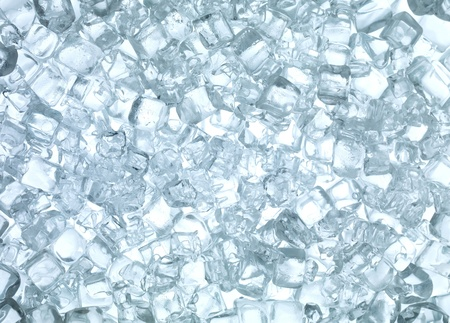 ICE COOL Grunge background in blue and beige color