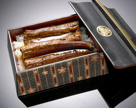 japanese unagi cuisine broiled eel on rice,unaju,