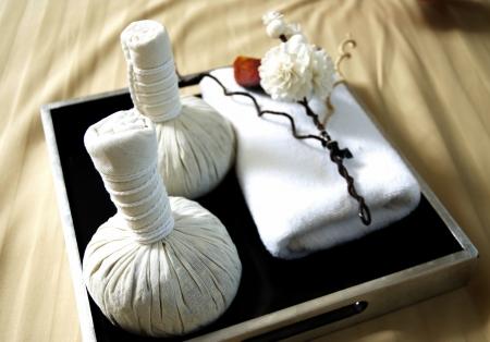 thai Spa Massage Stock Photo - 20874389