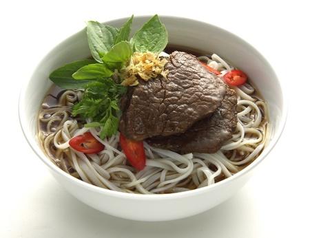 thai noodle soup: thai Noodle Soup