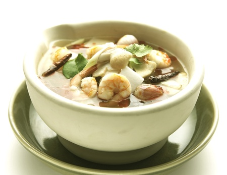 Thai Cuisine,Tom Yum,