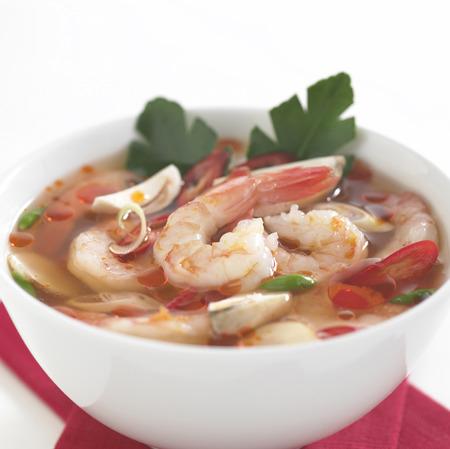 Tom Yum Soup, Thai Food