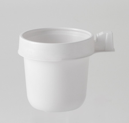 Coffee drinking cup