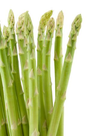 An isolated still life of asparagus 版權商用圖片