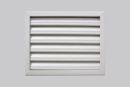Photorealistic bathroom ventilation window photo