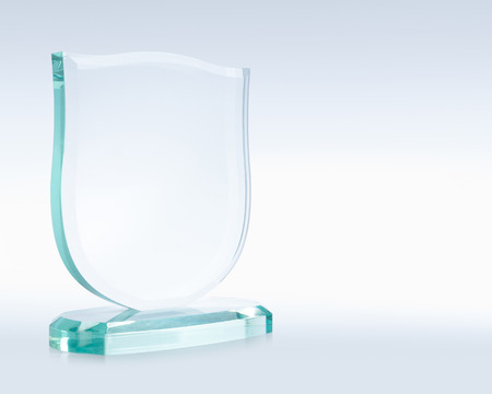 Glass award file includes a excellent clipping path