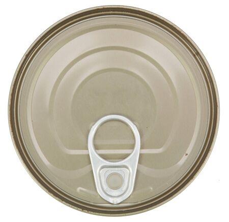 lata de refresco: refresco de aluminio puede aislado en blanco