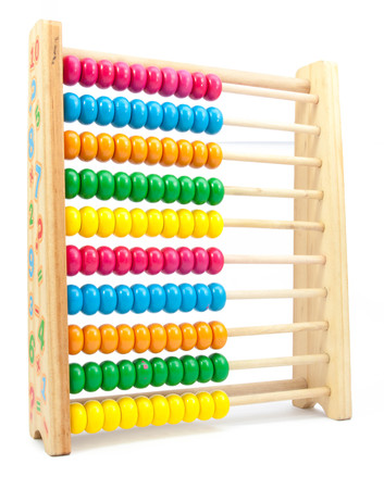 juguetes: �baco colorido juguete