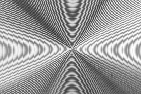 silver meta radial texture background for computer
