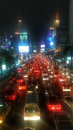 traffic jams: Traffic jams