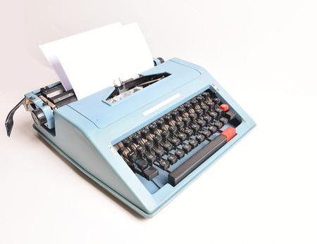 type writer: type writer