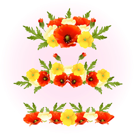 flower arrangement: red flower arrangement