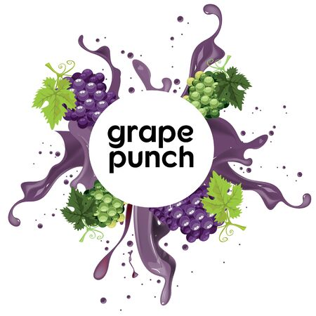 grape punch drink