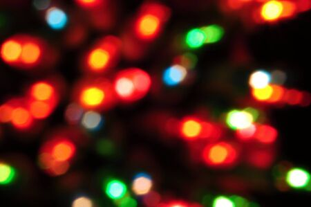 Colorful background with many small colored flashing lights Stock Photo - 14985707