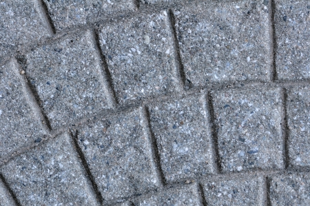 Pattern of cobblestones in gray color - detailed view Stock Photo - 20915519