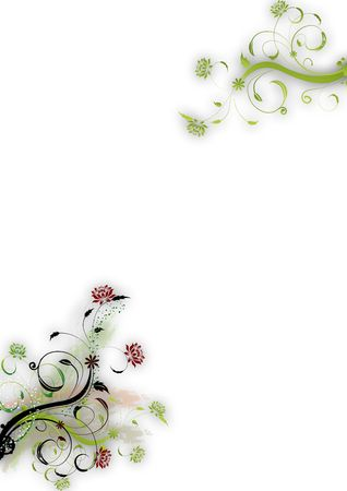 patterened background of A4A3 size or can be adjusted to anysize easily