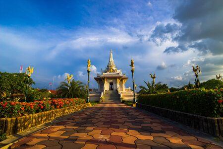 yala: Shrine of the Yala City Pillar, Thailand