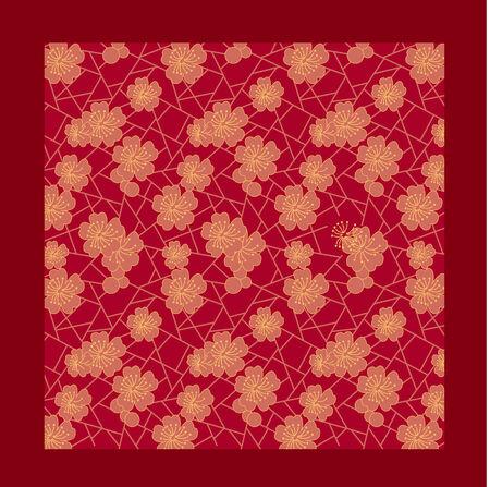 peach blossom: peach blossom Illustration