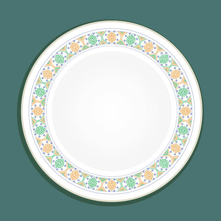justify: plate