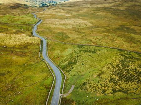 cumbria: Kirkstone Pass Road