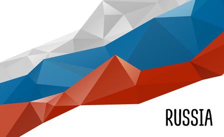bandera rusia: Fondo estilizado bandera de Rusia, colores oficiales. bandera nacional de Rusia. bandera de Rusia. Rusia dibujo de la bandera