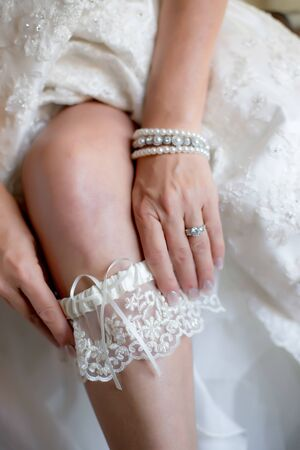 bride bangle: Detail photos of Bride getting ready