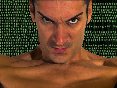 terminator: human cyborg