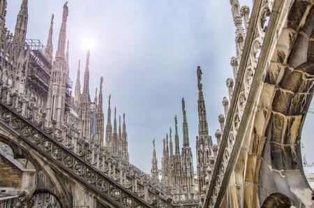 milánó: Nézd meg a Dóm a tetőről, Milan