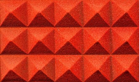 polyurethane: isolation sponge close up Stock Photo