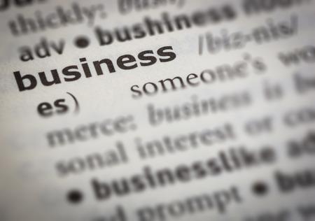 pronounce: business concept