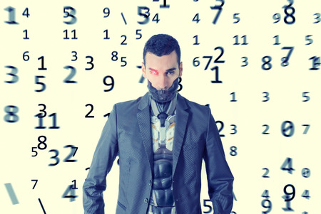 cyber warfare: human cyborg