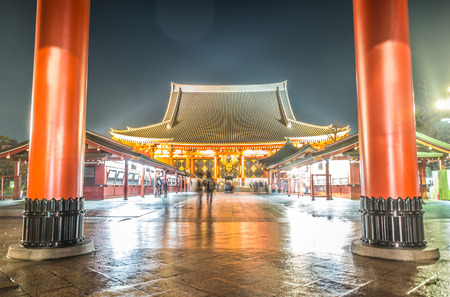 asakusa: asakusa temple