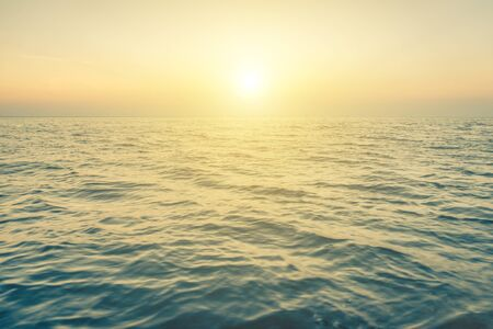 seascapes: blue ocean background. concept about sea, nature, seascapes, vacations