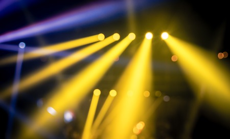 club scene: disco lights background. concept about party, disco, and backgrounds