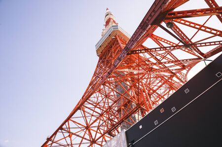 tokyo prefecture: Roppongi hills tower in Tokyo. Exploring and discovering Tokyo Stock Photo