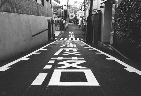 expressway: Street in Roppongi, Tokyo