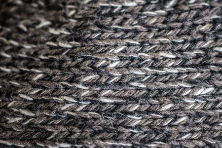 Wool macro background