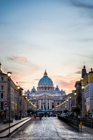 바티칸의 성 베드로 대성당