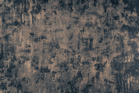 Cemented grey wall for background