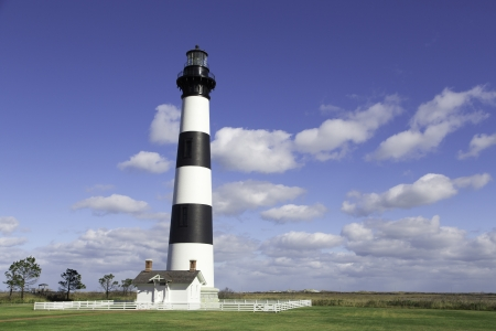 outer banks: Bodie Island Lighthouse - Outer Banks NC