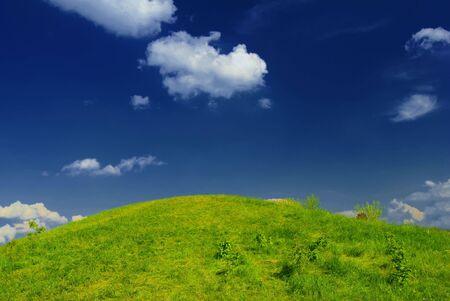 Idyllic landscape Stock Photo - 3095405