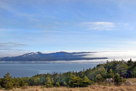 A view of the bay in Gros Morne National Park, Canada. Stock Photo - 6147926