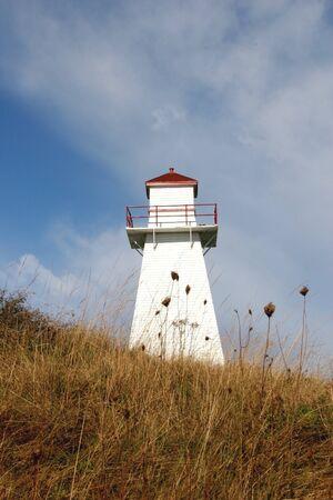 borden: Borden lighthouse, Prince Edward Island Editorial